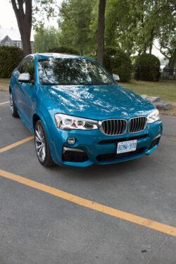2017 BMW X4M40i