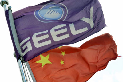 Chinese automaker Geely