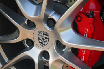 2012 Porsche 911 Carrera S wheel