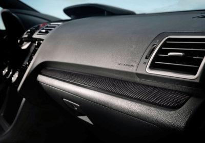 2018 Subaru WRX dash