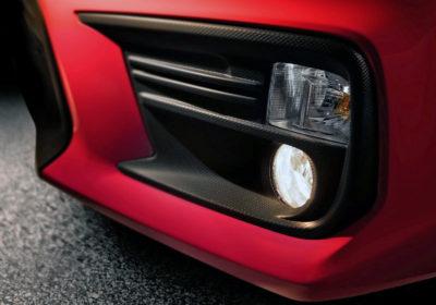 2018 Subaru WRX foglights