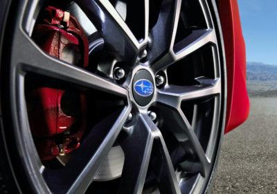 2018 Subaru WRX wheel