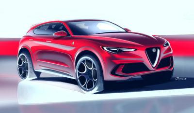 Alfa Romeo Stelvio concept