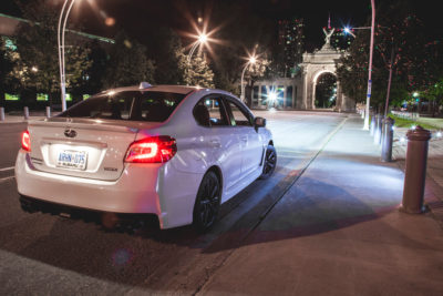 Ronnie Fung Subaru WRX
