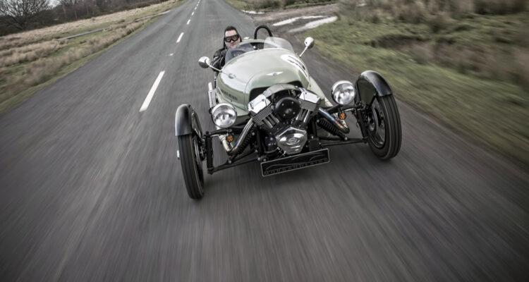 Morgan three wheeler