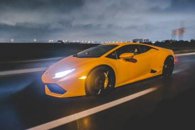 Ronnie Fung Lamborghini