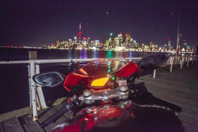 Ronnie Fung Toronto cityscape