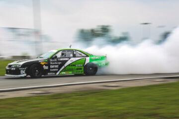 Ronnie Fung drifting