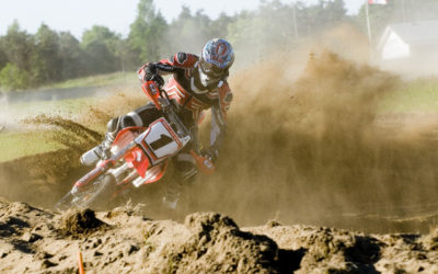 Ronnie Fung motocross