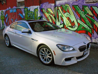2012 BMW 650i xDrive Coupe
