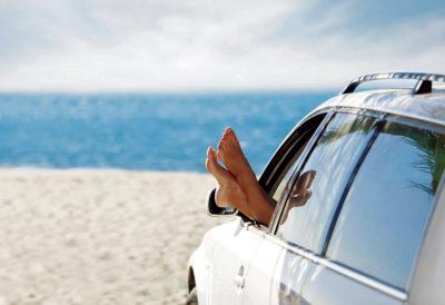 Enjoy summer driving