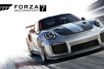 2018 Porsche 911 GT2 RS Forza 7