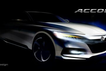 2018 Honda Accord teaser