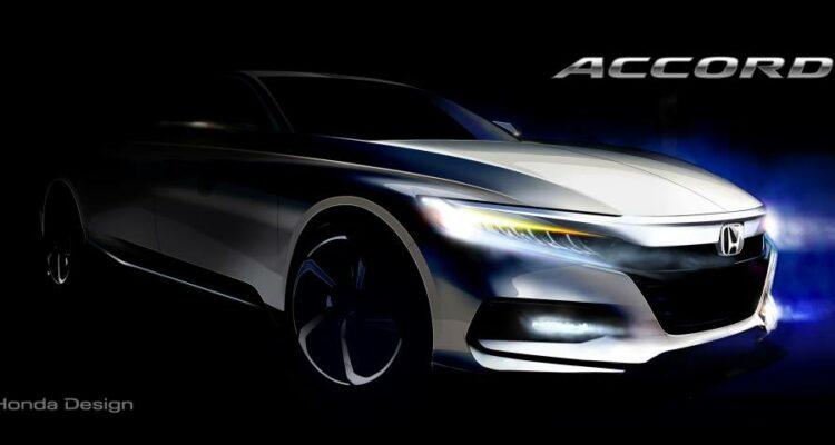 2018 Honda Accord teaser