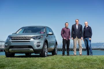 Jaguar Land Rover partners with Lyft