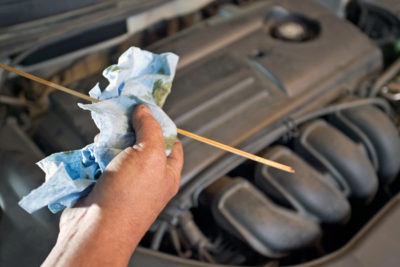 Regular vehicle maintenance