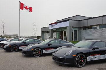 Porsche Driving Experience Canada