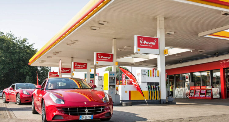 Shell V-Power and Ferrari