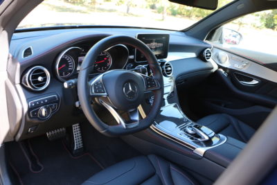 2017 Mercedes-Benz AMG GLC 43 4MATIC