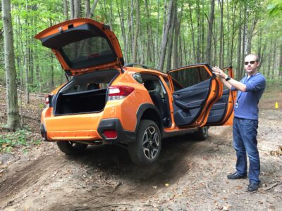2018 Subaru Legacy and Outback
