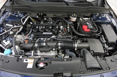 2018 Honda Accord Touring engine