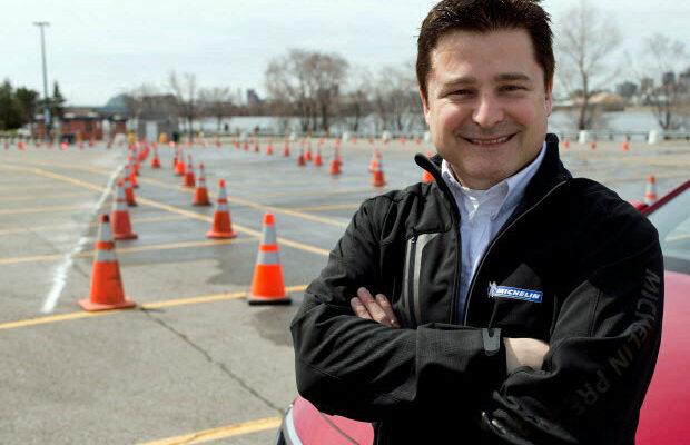 Michelin Tire Expert Carl Nadeau
