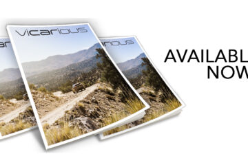 VICARIOUS Available now!