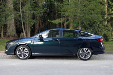 2018 Honda Clarity Touring
