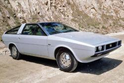 1974 ItalDesign Giugiaro Pony Concept