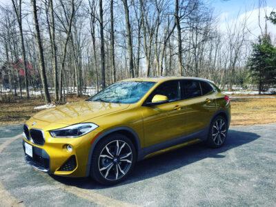 2018 BMW X2 28ixDrive