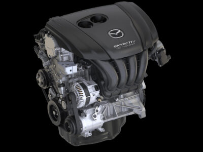 2018 Mazda6 SKYACIV-G 2.5L