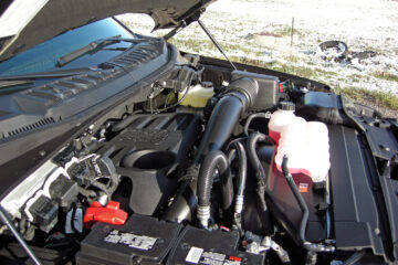 Ford 3.0L Diesel engine