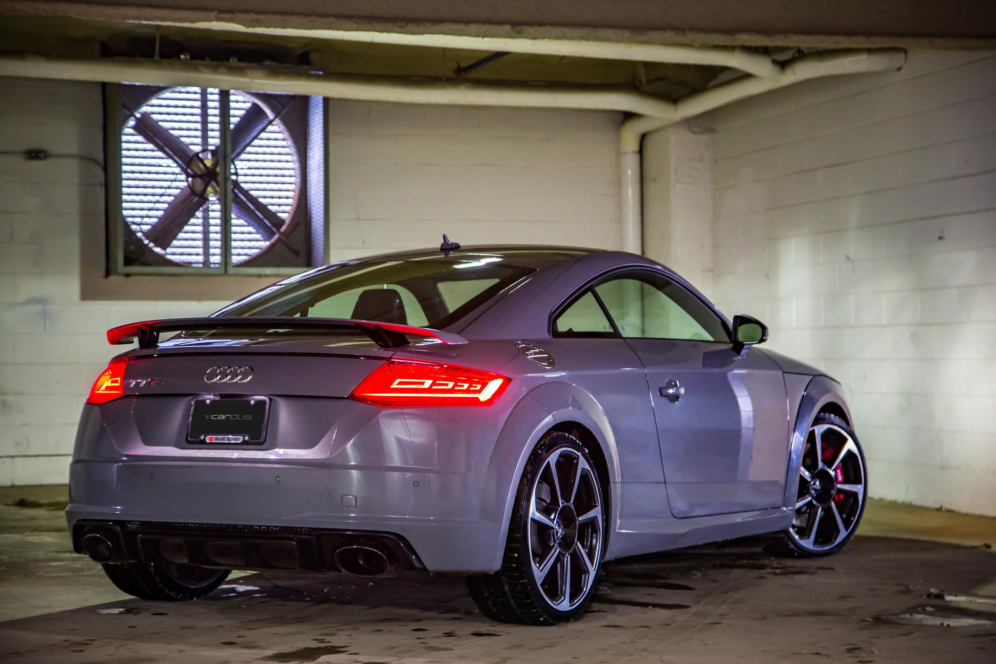 Test Drive 2018 Audi Tt Rs Vicariousmag Com