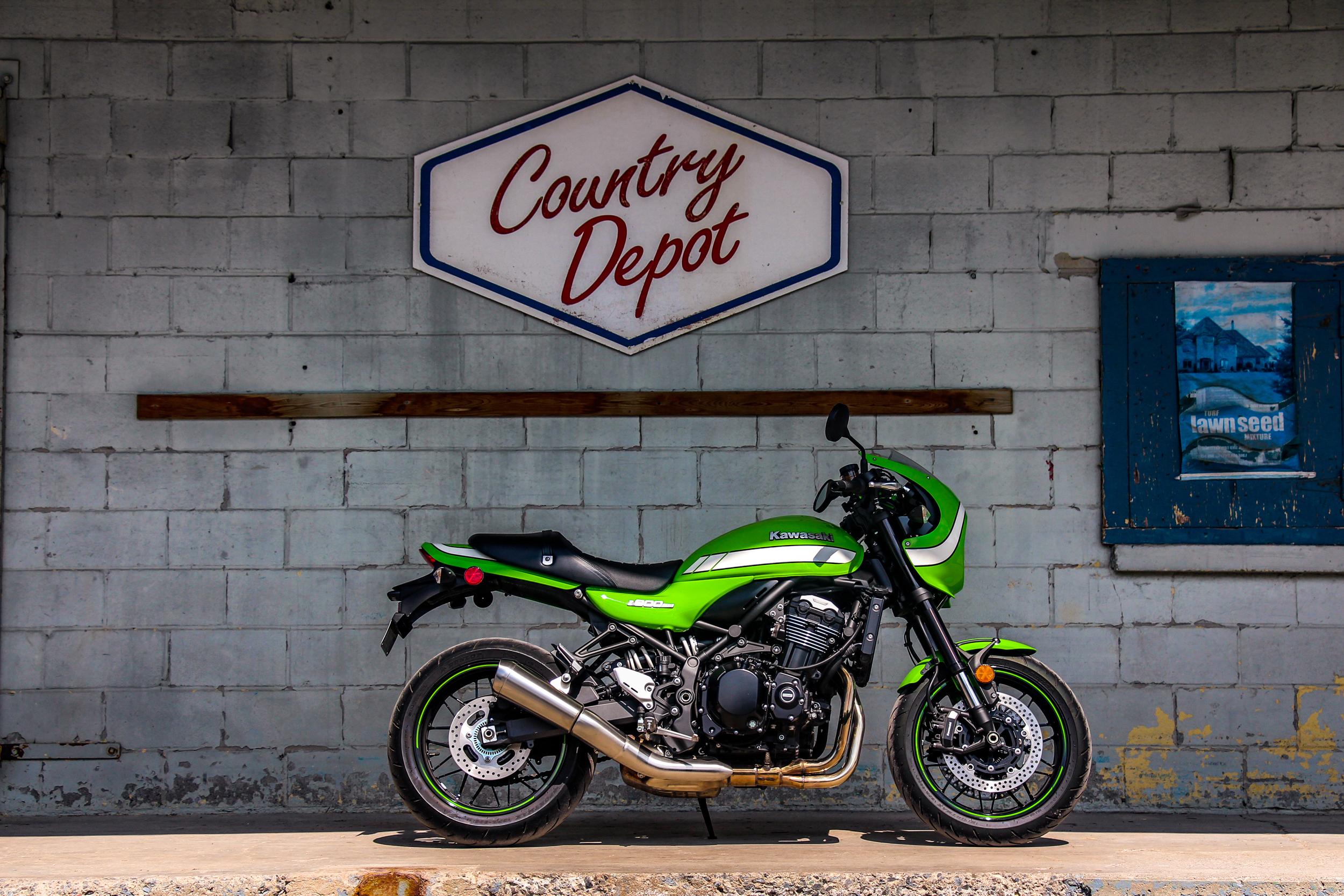 First Ride: 2018 Kawasaki Z900RS Cafe- vicariousmag com