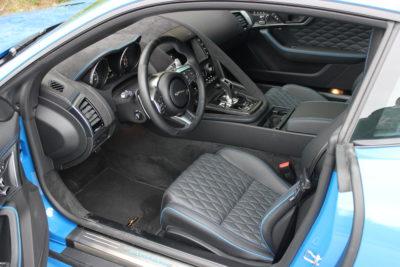 2018 Jaguar F-TYPE SVR Coupe