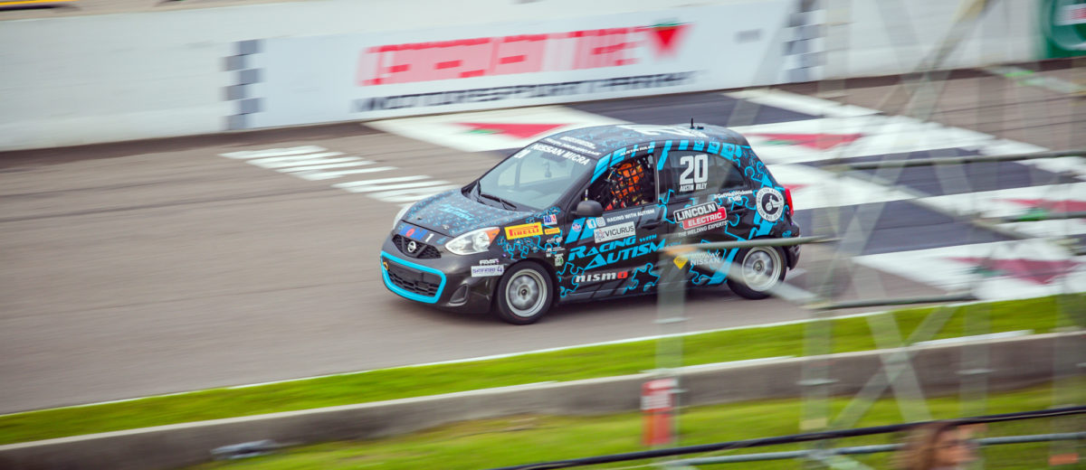Day At The Track >> Family Day At The Track The Nissan Micra Cup Vicariousmag Com