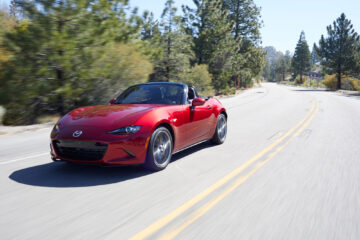2019 Mazda MX-5 Soft Top