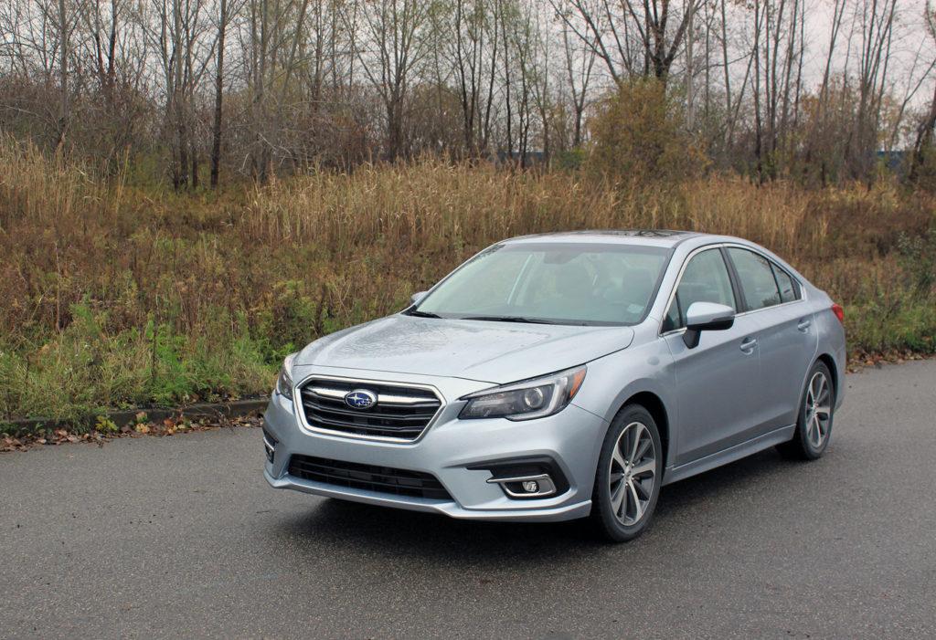 Test Drive: 2019 Subaru Legacy