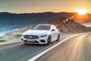 New Mercedes-Benz A-Class Hatchback