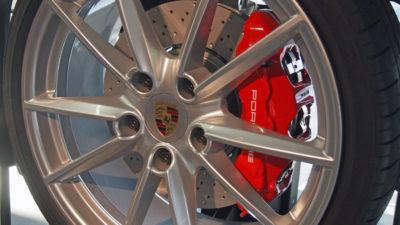 New Porsche 911 press conference