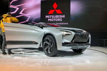 Mitsubishi at the 2019 Montreal Auto Show