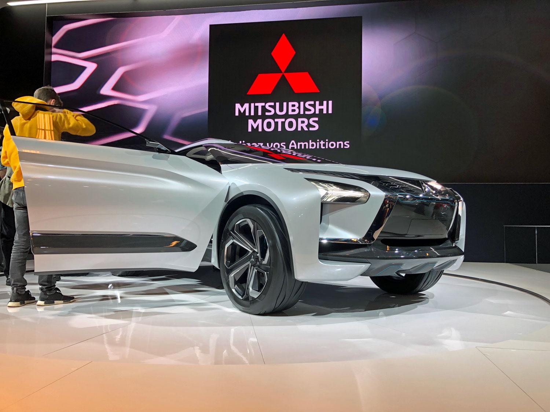 Mitsubishi at the 2019 Montreal Auto Show