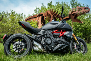 2019 Ducati Diavel 1260S-1