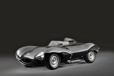 1955 3.4-litre Jaguar D-Type Sports-Racing