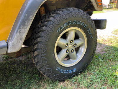 Sailun TerraMax M/T Tire Side