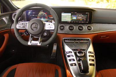 2019 Mercedes-AMG GT 63 S 4-Door