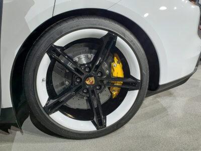 Porsche Taycan World Premiere