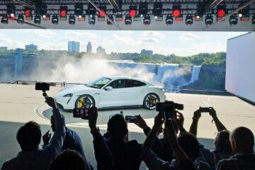Porsche Taycan World Premier