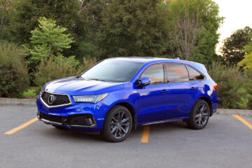 2019 Acura MDX A-Spec