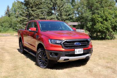 2019 Ford Ranger Lariat Chrome